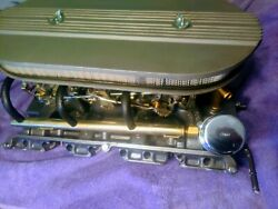 🌵1960's Galaxie Vintage Big Block Ford Fe Tri Power Unit 👀a Must Have