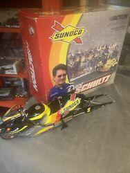Sunoco Action 19 Scale Pro Stock Motorcycle Dave Schultz