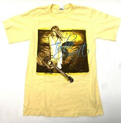 Rare Vintage Taylor Swift Concert Tour Yellow T Shirt Small