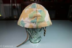 Post Ww2 East German Nva Ddr Gdr Army M56 Helmet Ww2 Style Liner And Camo Cover