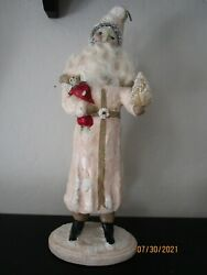 Nicol Sayre Christmas Belsnickle Santa Limited Edition 14 Excellent