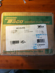 Taco 007 Cast Iron Circulator With Integral Flow Check 1/25 Hp