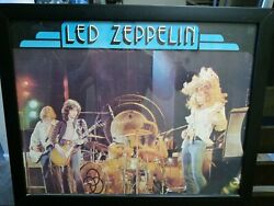 Extremely Rare Led Zeppelin Poster