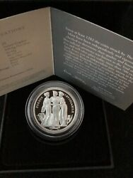 The Three Graces 2020 Uk Two Ounce Silver Proof Coin
