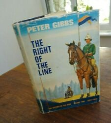 1974 History Of The British South Africa Police Vol Ii By Gibbs Right Of Line