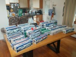31 Hess Trucks For Sale 1990-2019 - Unopened .. Plus Two Additional Sold Sep