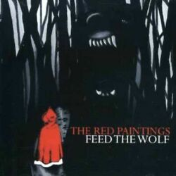 Feed The Wolf, Red Paintings - Compact Disc