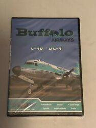 Buffalo Airways C-46 Dc-4 Dvd New Sealed Just Planes Videos