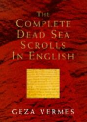 The Complete Dead Sea Scrolls In English By Geza Vermes