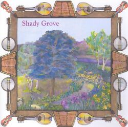 Shady Grove Bluegrass Hammer Dulcimer By Ned And Rebecca Spurlock Brand New