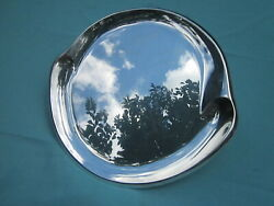 Vintage Elsa Peretti For And Co. Sterling Tray