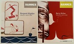 Margaret Kilgallen / Barry Mcgee - Hammer Projects Booklets From 2000, Rare