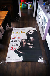Sade Love Deluxe Concert Tour 39 X 59 French Original Poster 1993