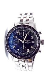 Breitling Vintage Mint Aviastar Navitimer A13024 With All Papers