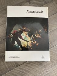 Rembrandt By Ludwig Munz Abrams 108 Reproductions 48 Large Full Color Art Book