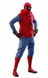 Figure Spiderman Homemade Suit Version Homecoming Movie Masterpiece 1/6 Action