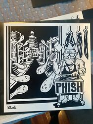 Phish Meat Poster Story Of The Ghost 2019 Ltd Pollock Print New Mint Condition