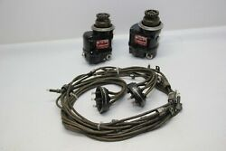 Slick Aircraft Magneto Pair With Coupling And Harness, P/n 6364