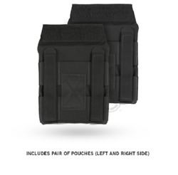 Crye Precision Jpc Jumpable Plate Carrier Side Plate Pouch Set - Black