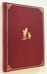 Winnie The Pooh, 1926, A.a.milne, True First Deluxe Edition Leather