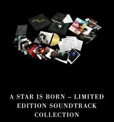 A Star Is Born – Limited Edition Boxset Numbered Gold Vinyl