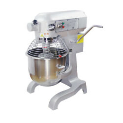 20qt.commercial Planetary Floor Baking Mixer With Guard And Timer