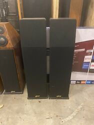 Genesis Advanced Technologies Model 400 Speakers - Amazing Complete And Fantastic