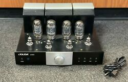 Jolida Jd 505 Integrated Remote Control Stereo Tube Amplifier Amp - Free Ship