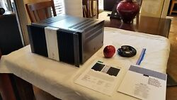 Rotel Rmb-1095 Multi-channel Power Amplifier 200w X5-ch Mint Condition In Black