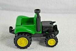 John Deere Toy Truck Rc2 With Clicking Front Wheels Parts Only