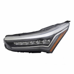 For Acura Rdx Headlight 2019 2020 Driver Side Led W/o Afs For Ac2502133