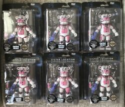 Rare Five Nights At Freddyand039s Sister Location Funko Funtime Freddy Action Figure
