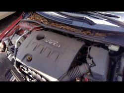 Motor Engine 1.8l 2zrfe Engine With Variable Valve Timing Fits 09-10 Corolla 749