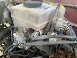 2001-2002 Toyota 4runner Abs Hydraulic Pump Cylinder Booster Oem Aisin