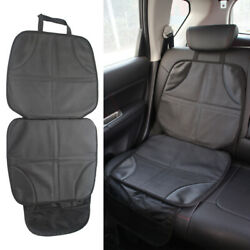 New Waterproof Auto Car Seat Back Protector Cover For Kids Baby Kick Mat Protect
