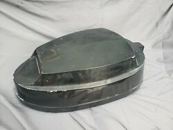 Used Mercury Outboard Motor Upper Cowl Cover Top 1968-1973 2114-3905 Scratches