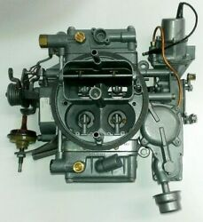 1978-81 Ihc Truck And Scout W/392 - Holley 4v Carb. W/elec. Governor P/n 9-4406