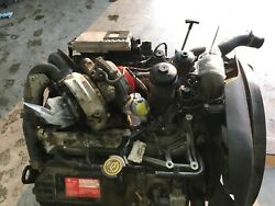 2004 Ford Diesel 6.0l Engine Powerstroke Motor For Parts From Excursion