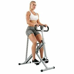 Sunny Health And Fitness Upright Row-n-rideandtrade Rowing Machine