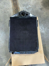 1937 Packard Radiator With Thermostat