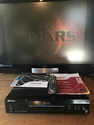 Pioneer Elite Dvr-57h With Dvd Recorder Tested See Description No Tivo Support.