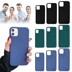 For iPhone 12 Pro Max Mini Shockproof Liquid Silicone Case Heavy Duty Cover MK $7.22