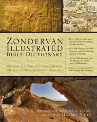Zondervan Illustrated Bible Dictionary Premier Reference Series By Douglas, J