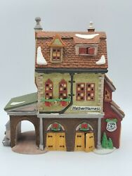 Department 56 Retired Dickens' Village Series Hather Harness 5823-8
