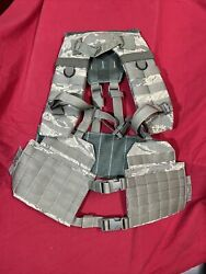 Abu H Gear Vest Small Defensor Fortis Load Carrying System Dflcs Air Force Usaf
