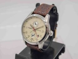 Nm - Timex Automatic 24hr Power Reserve Date 40mm Men's Wrist Watch