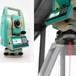 New Ruide 1000m Non-prism Touch Screen Guide Light Rcs Total Station