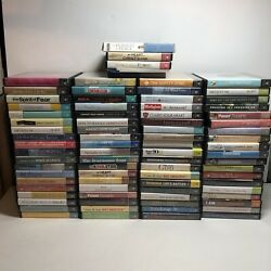Lot Of 78 Complete Joyce Meyer Ministries Audio Cd Sets + Extra Disc's Christian