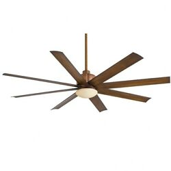 Minka Aire Fans F888l-dk Slipstream - Ceiling Fan With Light Kit In Contemporary