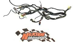 2001 Bombardier Ds650 Main Engine Wiring Harness Motor Wire Loom